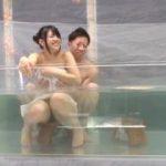 素人女子大生と混浴!風呂場で中出しセックス【マジックミラー号-MM号無料動画】