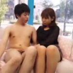 素人童貞M男君の筆おろしをするビッチギャル【マジックミラー号-MM号無料動画】