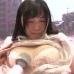 大人しそうな清楚系女子大生を電マで強制昇天させる・・【マジックミラー号-MM号無料動画】