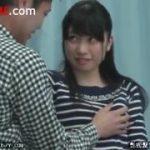 素人の美少女を口説いておっぱい触る【マジックミラー号-MM号無料動画】