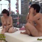 「恥ずかしい♪」可愛い黒髪の美少女が男とハメ撮りww【マジックミラー号-MM号無料動画】