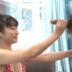 これは可愛い素人美少女が水着で手コキしてくれたwww【マジックミラー号-MM号無料動画】