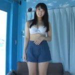 むっちり色白美少女がミラー号で可愛い私服を脱ぎますww【マジックミラー号-MM号無料動画】
