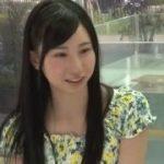 黒髪可愛いアイドル級の美少女が清楚でwwww【マジックミラー号-MM号無料動画】