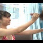 「ペニスしごいちゃうよ♪」スレンダーで童顔な美少女が積極手コキww【マジックミラー号-MM号無料動画】