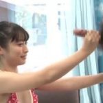 恥じらう美少女のセンズリ手コキがいやらしいwww【マジックミラー号-MM号無料動画】