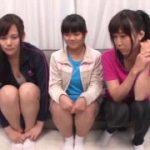 3人組の女子大生が代わる代わるエロセックスをwwww【マジックミラー号-MM号無料動画】