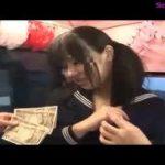 制服JK美女がお金でフェラチオOKしちゃう動画www【マジックミラー号-MM号無料動画】