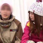 スキー場での出来事に彼氏もびっくりな寝取れ彼女www【マジックミラー号-MM号無料動画】
