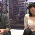 巨乳のお姉さんと素人男性が仲良くお金でセックスwww【マジックミラー号-MM号無料動画】