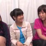 素人美少女3人組にスポットを当てて指マンハメ撮り騎乗位www【マジックミラー号-MM号無料動画】