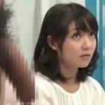 「本気で私に筆下ろしを?」かなり驚きの表情の美少女www【マジックミラー号-MM号無料動画】