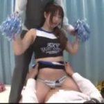 可愛いくてエロな美少女がチアガール姿でレイプされるww【マジックミラー号-MM号無料動画】