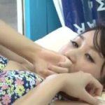 水着エロい美女が中出しされて感じまくりな寝取られwww【マジックミラー号-MM号無料動画】